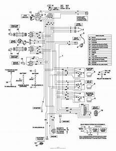 Bunton  Bobcat  Ryan 942240c Predator Pro 26hp Gen W  52 U0026quot  Sd Parts Diagram For Generac Wire Harness