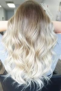 Ombré Hair Blond Foncé : 25 best ideas about blonde ombre on pinterest blonde hair ombre and hottest blondes ~ Nature-et-papiers.com Idées de Décoration