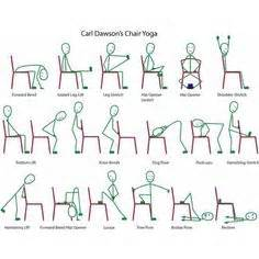 Geriatric Chairs Can Be A Form Of by 1000 Ideas About Chair Exercises On Pinterest Exercises
