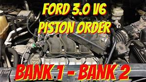 Ford 3 0 Piston Order - Ford Escape