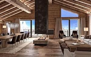 Case Di Montagna  Il Design Tra La Neve  Con Immagini