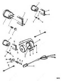 Mercury  Mariner V-175  Instrumentation