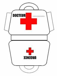 de medicos y hospitalvarios imprimibles 2 pinterest With doctor bag craft template