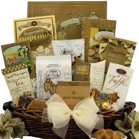 classic holiday elegance gourmet holiday christmas gift