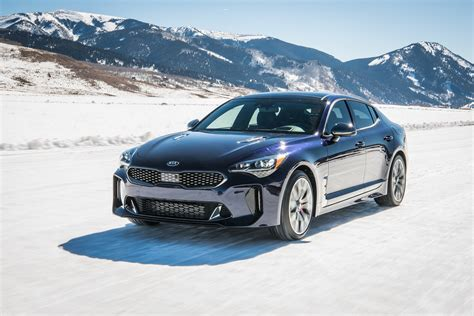2019 Kia Stinger Gt2 by 2019 Kia Stinger Atlantica Will Show Some Exclusive