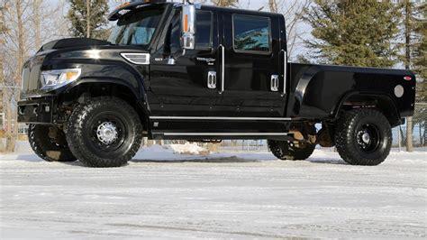International Terrastar 4x4 Dxt Custom Show Truck Youtube