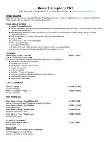 exle of entry level pharmacy technician resume healthcare resume 69 pharmacy technician resume exles pharmacy technician skills