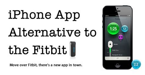 fitbit app for iphone a fitbit alternative iphone app
