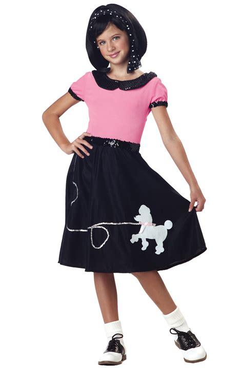 brand   hop  poodle skirt child costume ebay