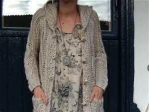 Gilet Laine Homme Grosse Maille : tricoter une veste en grosse laine ~ Melissatoandfro.com Idées de Décoration