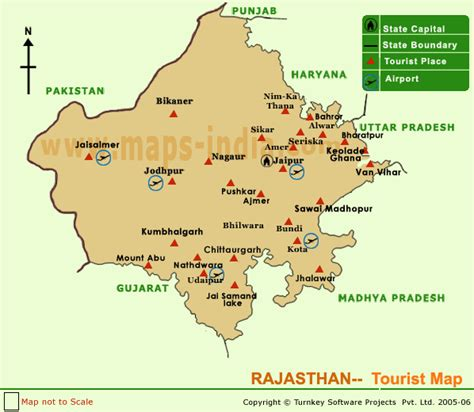 rajasthan tourist mapstourist map rajasthanrajasthan map