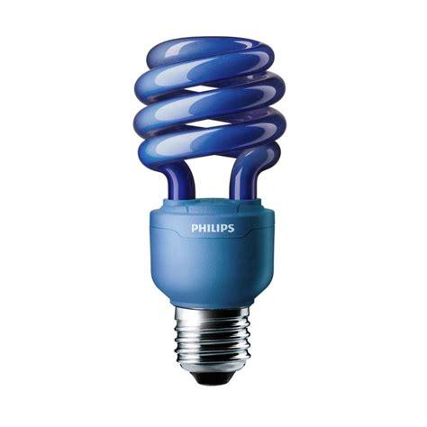 philips autism speaks 60w equivalent blue spiral cfl light