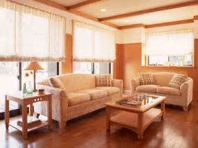 Design Ideas for Living Rooms with Wood Floors