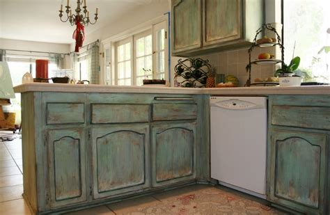 Wood & Furniture Finishes (faux)  Traditional Kitchen
