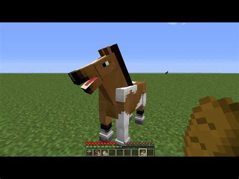 comment monter sur un cheval minecraft tuto minecraft comment monter un cheval creatif