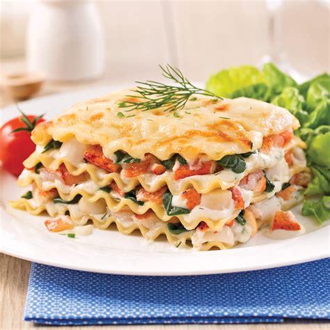 homard cuisine lasagne aux fruits de mer version mijoteuse soupers de