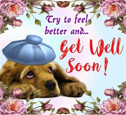 Card Feel Better Soon Well Cards Ecard