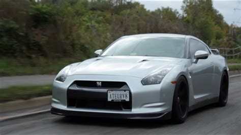 hp nissan  gtr review  godzilla youtube
