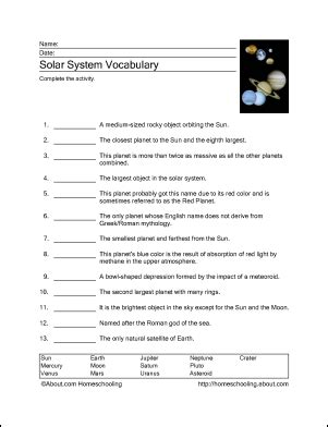 free printable worksheets to teach your child about the