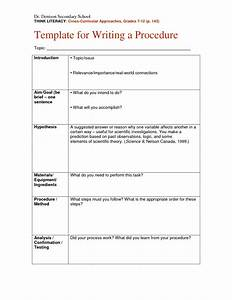 Writing Policies And Procedures Template Sample Attendance Policy 6 Documents In Pdf 6 Policy And Procedure Templates PDF Doc Sample