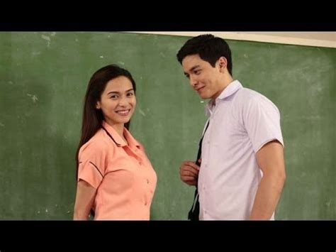 A Studentteacher Love Story Starring Alden Richards And Jennylyn Mercado  Wagas Youtube