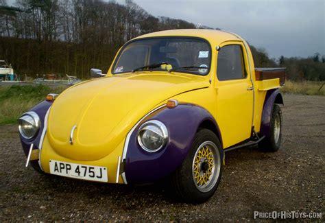 Vw Beetle Pick-up Conversion