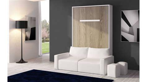 lit escamotable canapé lit escamotable canapé diomède très élégant et moderne