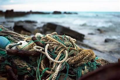 Fishing Debris Nets Marine Derelict Pacific Noaa