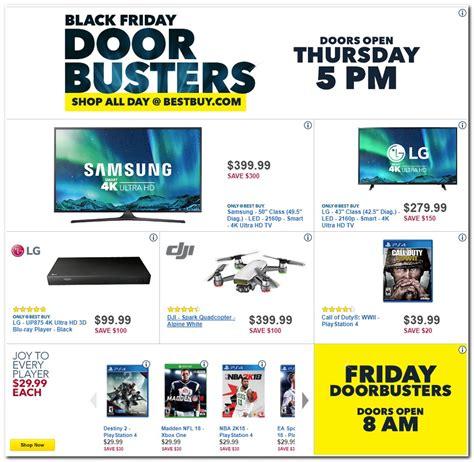 Best Buy Black Friday Ad And Deals Doorbusters, Opening