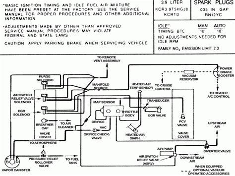 Vacuum Line Diagram For Dodge Dakota Wiring Forums