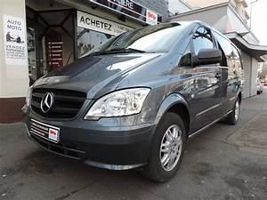 Mercedes Vito 5 Places : mercedes vito 116 long 5 places 163 cv bva 6 occasion reims pas cher voiture occasion marne ~ Maxctalentgroup.com Avis de Voitures