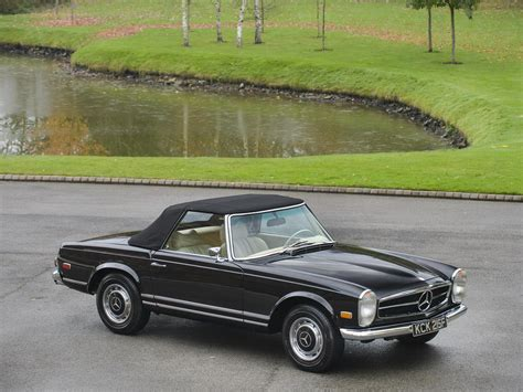 Used 1968 Mercedes-benz 280 Sl Pagoda For Sale In