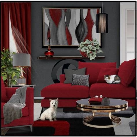 Wohnzimmer Grau Rot by Best 25 Living Room Ideas On Blue Color