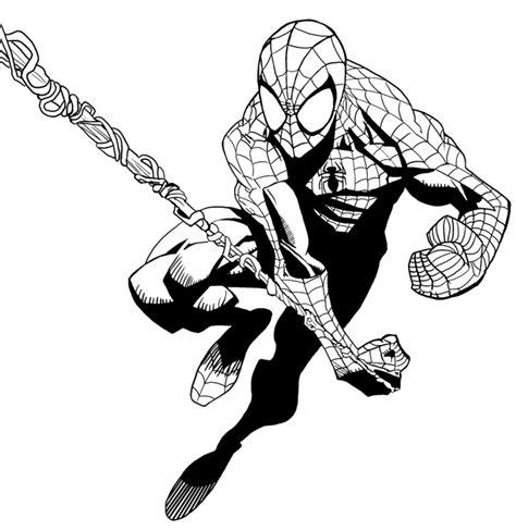 disegni da colorare  spiderman  disegno  simbolo