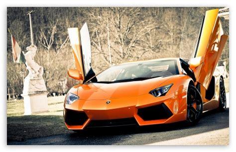 Super Lamborghini Aventador Car 4k Hd Desktop Wallpaper