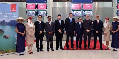 emirates bureau emirates launches flights to now serves ho chi