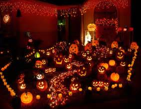 Halloween Office Cubicle Decorating Ideas by Halloween Carved Pumpkins Halloween Decor Halloween