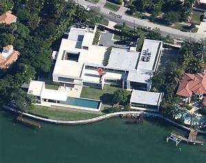 Alex Rodriguez Lists Modern Miami Beach Mega Mansion For