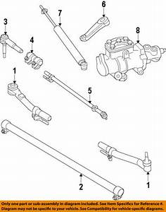 Brand New Steering Linkage Gear Arm 2008 2014 Ford F450