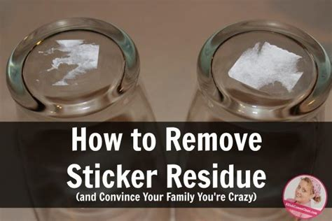 how to get sticker residue plastic easily remove sticker residue no soaking no chemicals trusper