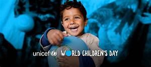 Join us on World Children's Day – 20 November   UNICEF