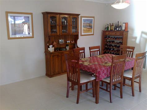 Dining Room With Wall Unit (left)