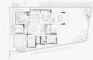 modern open floor house plans modern house with many open areas kilrenney avenue residence home building furniture and