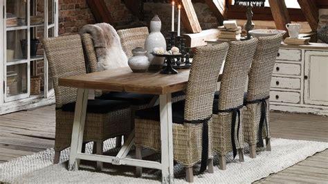 Chaise De Cuisine Confortable - chaise en rotin authentique et confortable westwing
