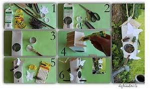 Bricolage Bois Facile : id e bricolage recyclage une mangeoire pour oiseaux st phanie bricole ~ Melissatoandfro.com Idées de Décoration