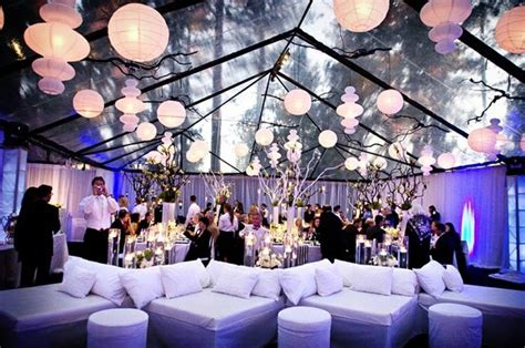 wedding tent decorations outdoor wedding venues the clear tent