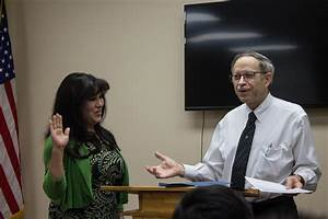 Gutierrez Sworn In to Tulare Hospital Board Tuesday ...