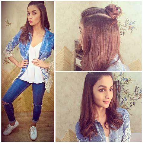 hairstyle tips  alia bhatt rediffcom movies