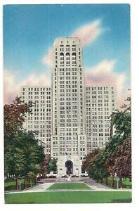 ALFRED E SMITH State Office Tall Large Building Albany