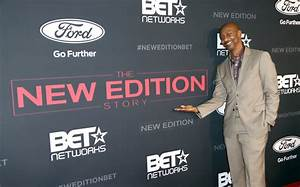 Stephen Hill in BET's 'The New Edition Story' Premiere ...